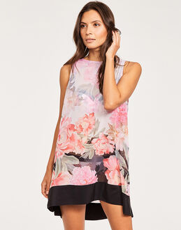 Ted Baker Painted Posie Cover Up