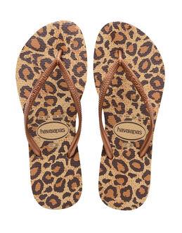 Havaianas Slim Animal Flip Flop