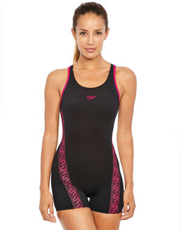 Speedo Fit Monogram Legsuit