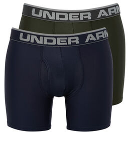 Under Armour Original 6 Inch Boxer Jock 2 Pack