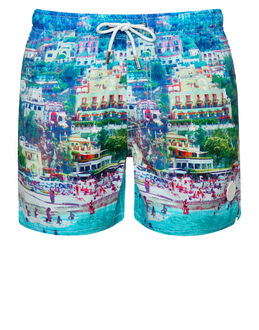 Native Youth Naples Swim Short