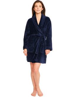 DKNY Signature Folded 36' Robe