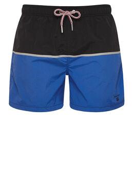 Gant Classic Cut And Sewn Swim Shorts