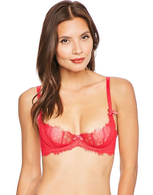 L'Agent by Agent Provocateur Grace Non-Padded Demi Bra
