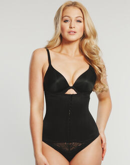 Miraclesuit Shapewear Wonderful Panel Extra Firming Waist Cincher Look 10lbs Lighter