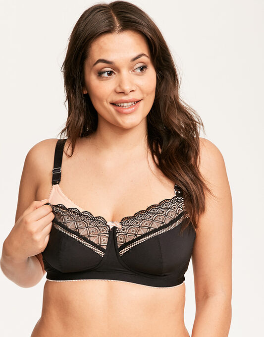 HOTmilk Show Off Non Wired Nursing Bra