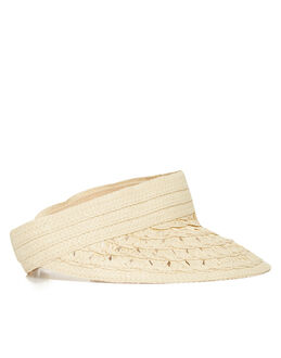 Seafolly Shady Lady Daisy Roll Up Visor