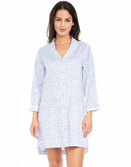 Yawn Luxury Cotton Nightshirt