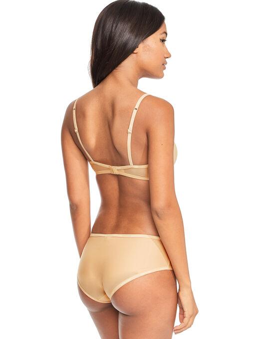 Calvin Klein Sheer Marquisette Demi Lightly Lined
