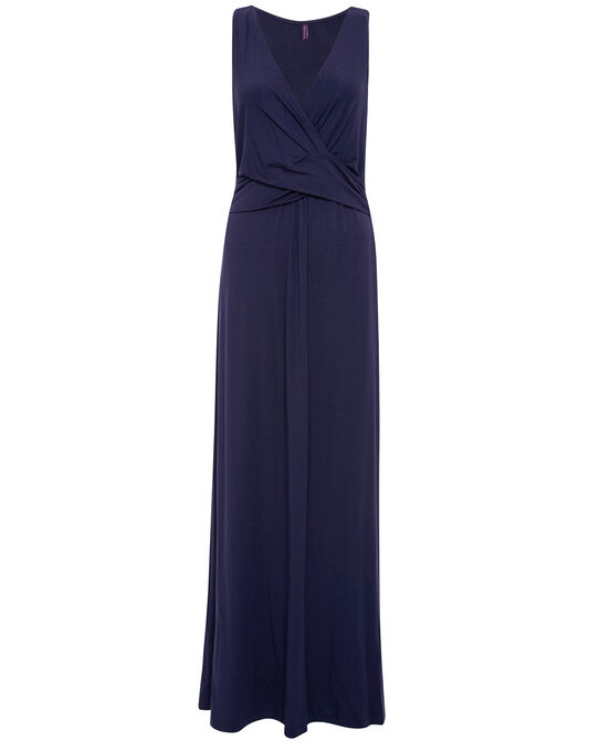 Bluebell D-G Sleeveless Wrap Maxi Dress