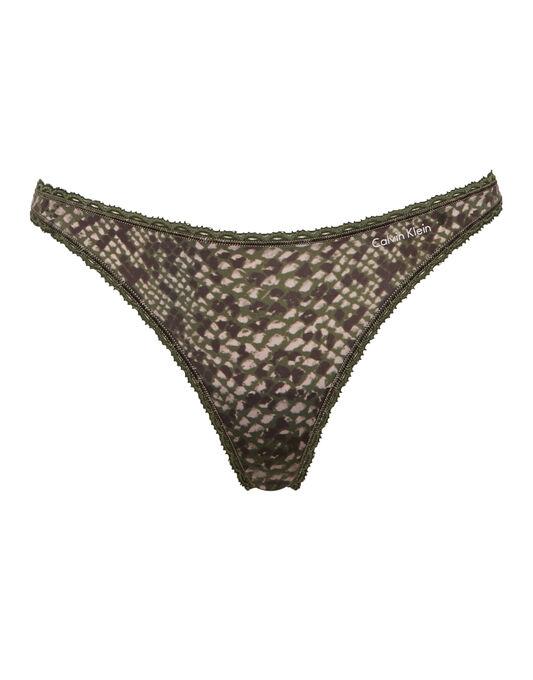 Seductive Comfort Thong