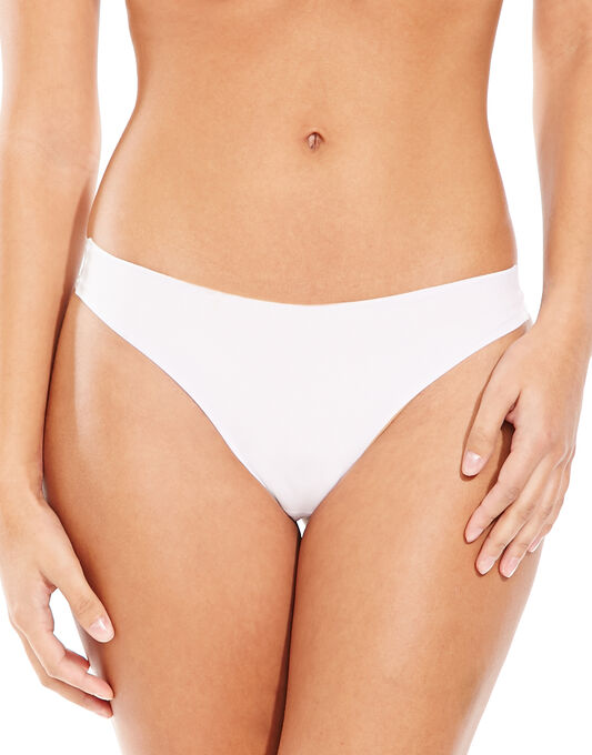 Ultimate Smoothing No VPL Microfibre Thong