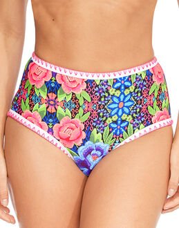figleaves Frida High Waist Tummy Control Brief