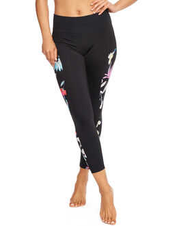 Seafolly Flower Festival Fold Over Legging