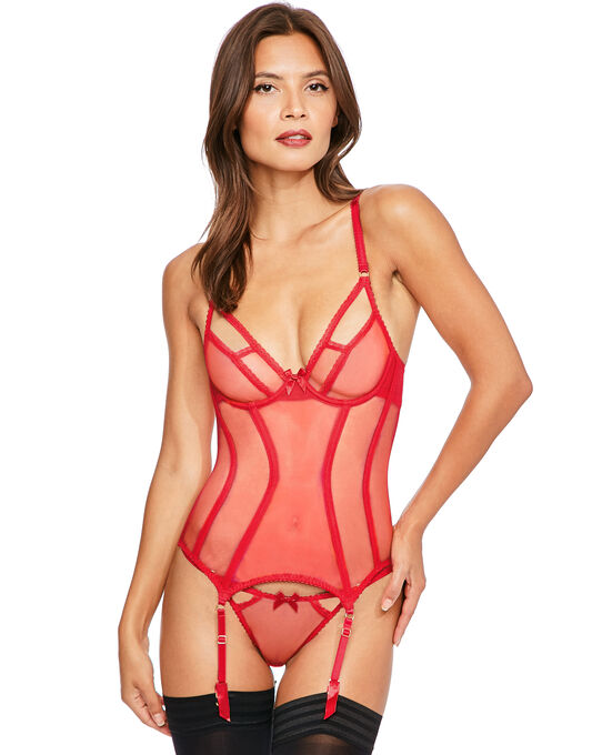 L'Agent by Agent Provocateur Mariona Basque