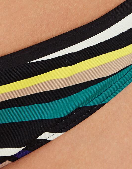 figleaves Sorrento Stripe Classic Bikini Brief