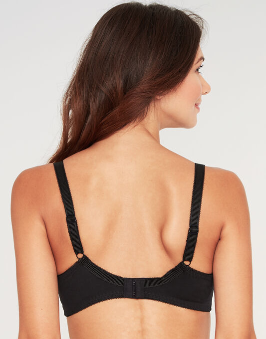 Martina Underwired Bra With Side Support