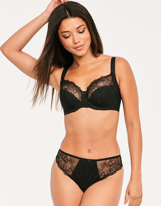 Estelle Underwire Side Support Bra