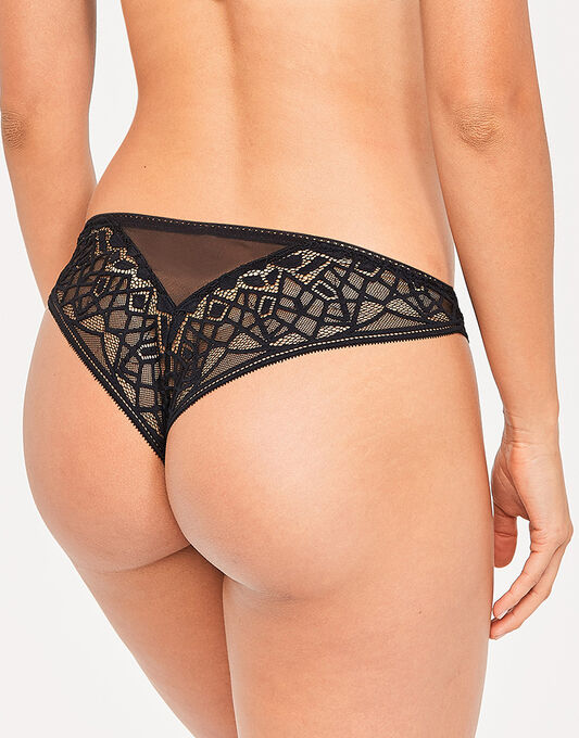 Freya Soiree Lace Thong