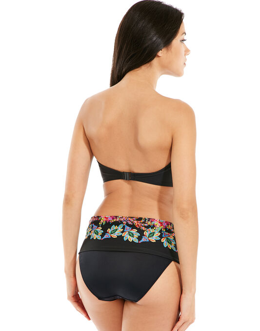 Fantasie Elba Underwired Gathered Bandeau Bikini Top