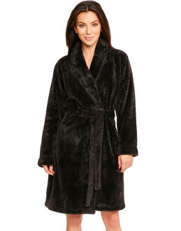 Calvin Klein Harmony Fluffy Robe