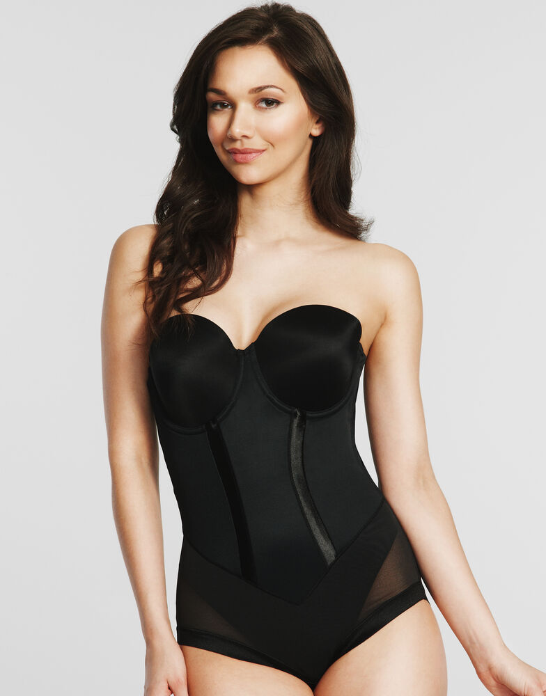 Easy-Up Strapless Shaping Body 845518