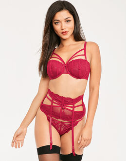 Contradiction by Pour Moi Strapped Underwire Bra