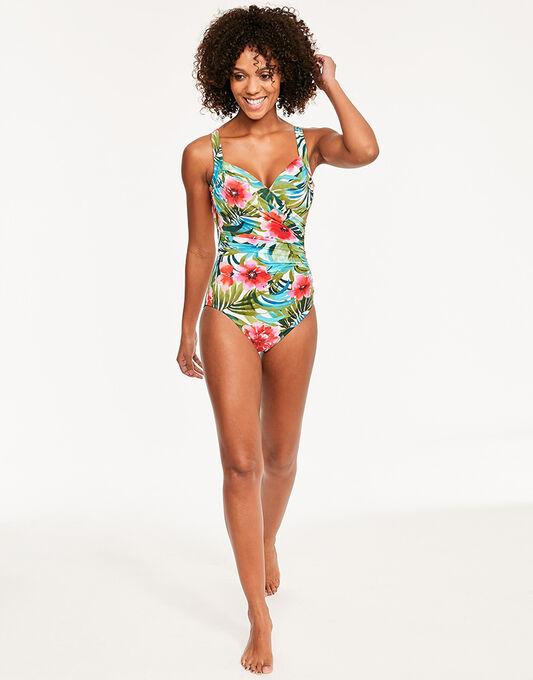 Miraclesuit Belle Rives Sanibel Firm Control Swimsuit