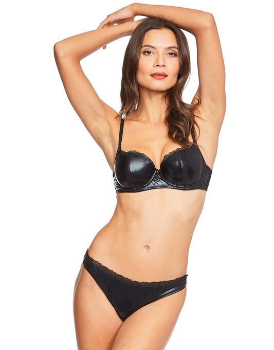 Contradiction by Pour Moi Fierce Demi Padded Bra