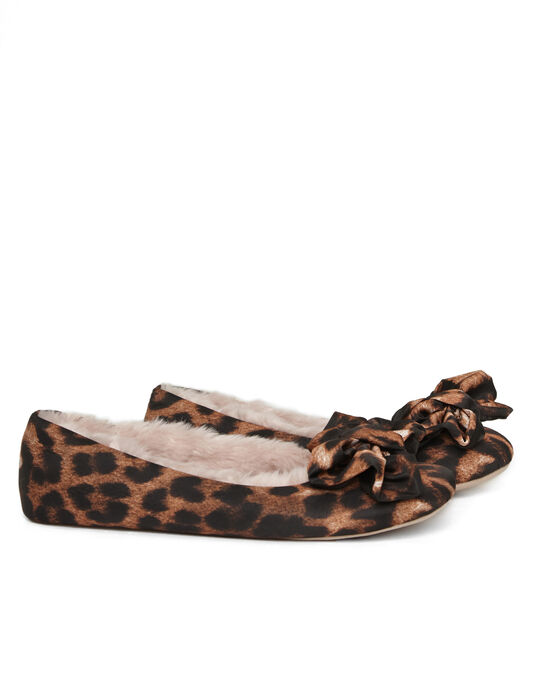 Wildcat Ballerina Slipper