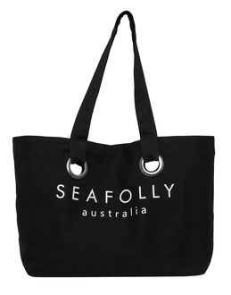 Carried Away Seafolly Eyelet Tote