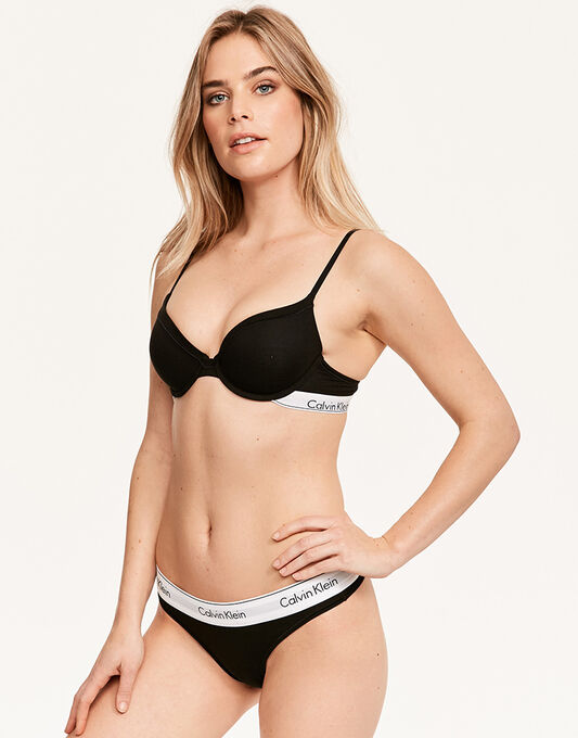 Modern Cotton T-shirt Bra