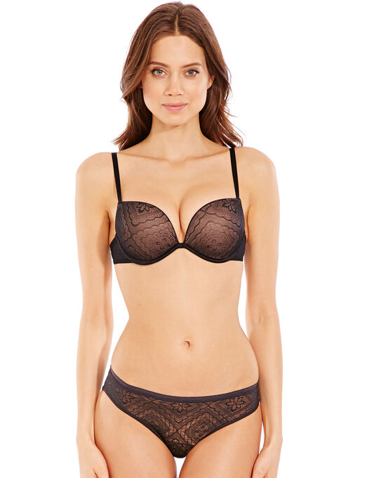 Wonderbra Full Effect Lace Bra