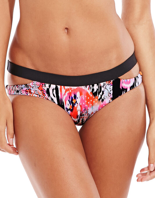Seafolly Beach Gypsy Split Band Hipster Brief