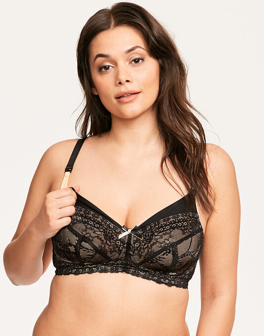 Sophie Non-wired Nursing Bra