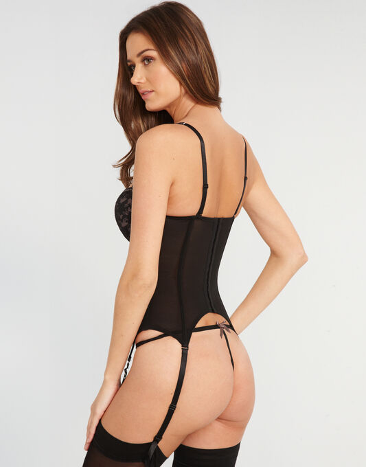 Passion Padded Basque