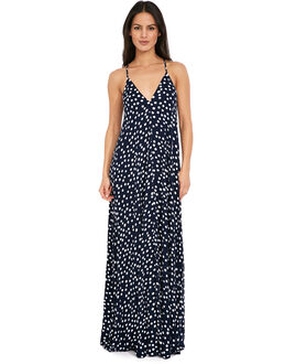 Seafolly Spot On Night Sky Maxi Dress