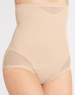 Miraclesuit Shapewear Sexy Sheer Extra Firming Hi-Waist Brief