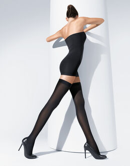 Wolford Fatal 80 Seamless Stay Up