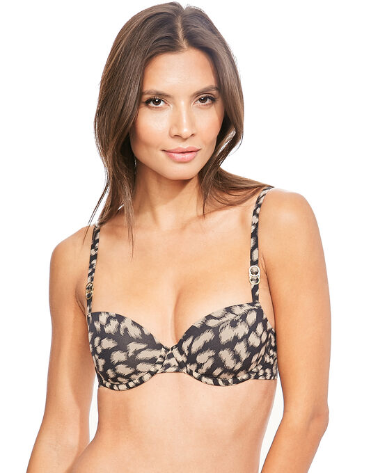 Stella McCartney Lingerie Stella Smooth Balconette Bra