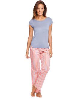 Calvin Klein Modal Coordinating Short Sleeve Top