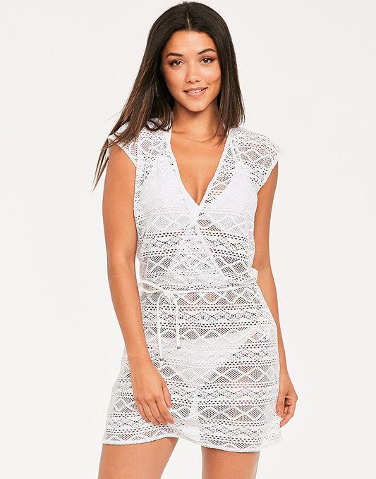Freya Swim Sundance Cross Over Dress