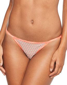 Calvin Klein Sheer Marquisette Bikini