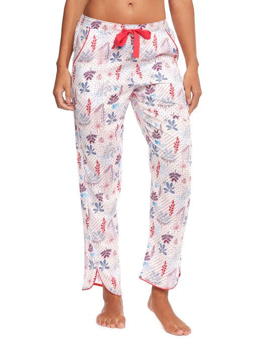 Cyberjammies Heidi Floral Print PJ Set