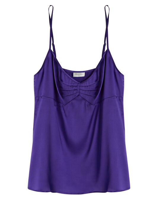 Julianne Samantha Silk Camisole