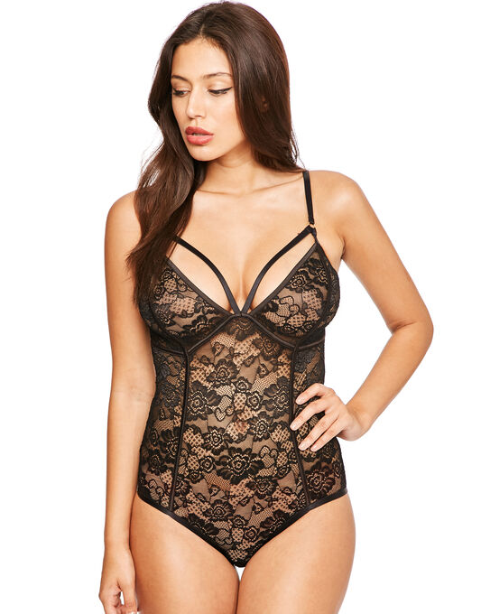 Alexis Lace Strapping Body