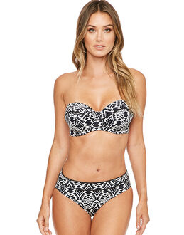 Fantasie Beqa Underwired Bandeau Bikini Top