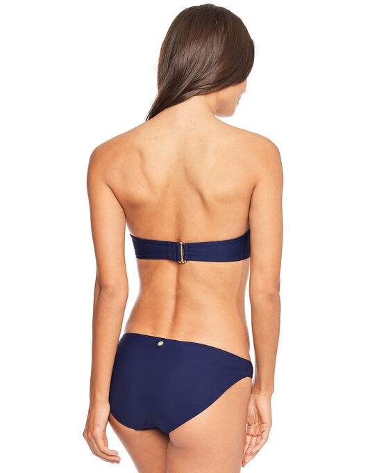 Calvin Klein Solids Front Twist Structured Bandeau