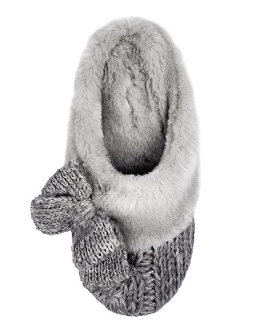 Ruby&Ed Knit Mule Slipper