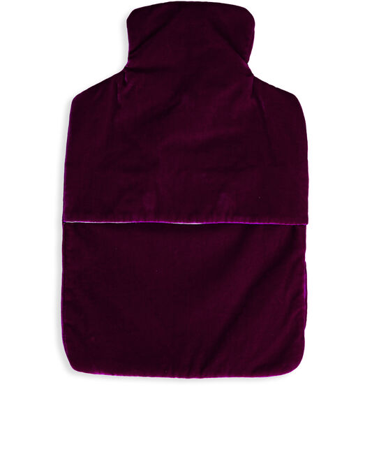 Velvet Hot Water Bottle
